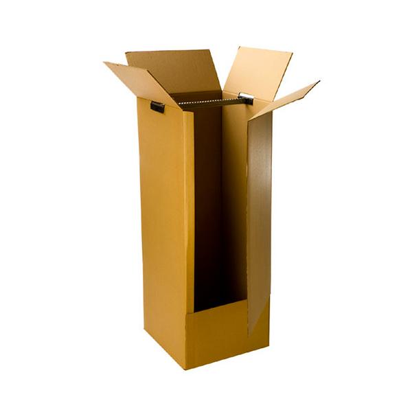 Penderie carton pour déménagement